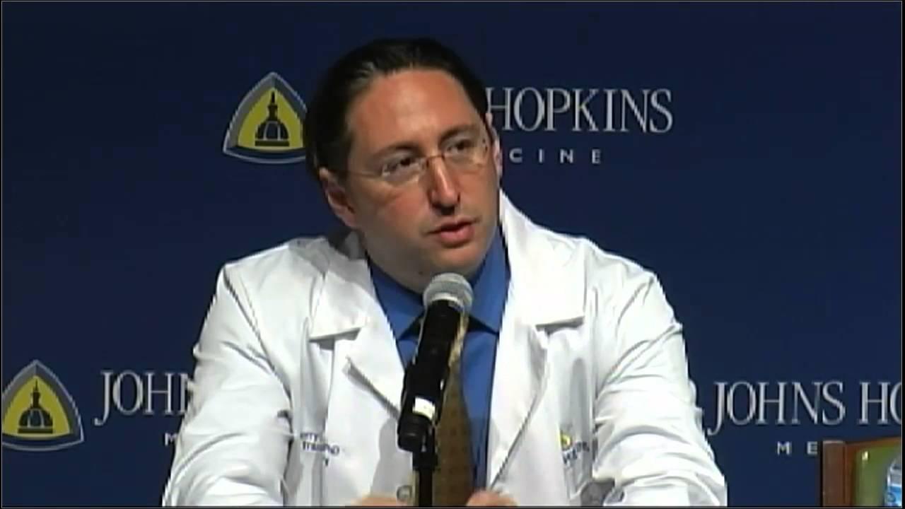 HIV-to-HIV Transplant Media Briefing - YouTube