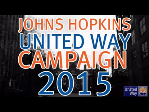 2015 Johns Hopkins Medicine United Way Campaign Thank You Video - YouTube