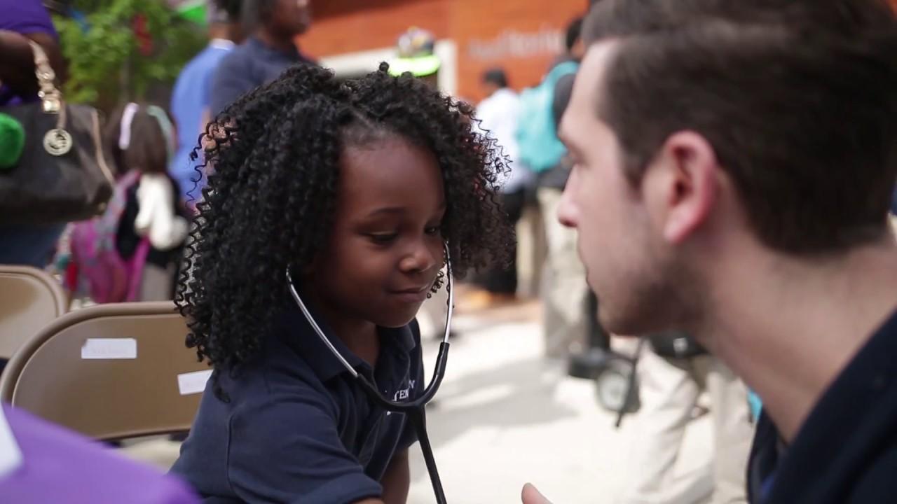 Johns Hopkins Bayview Lay Health Educator Program - YouTube