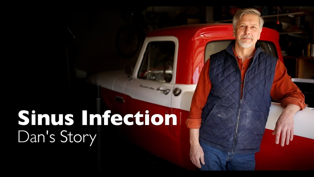 Sinus Surgery and Sublingual Immunotherapy   Dan's Story - YouTube