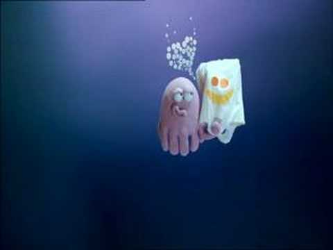 YouTube - The Animals Save the Planet - Romancing The Bag