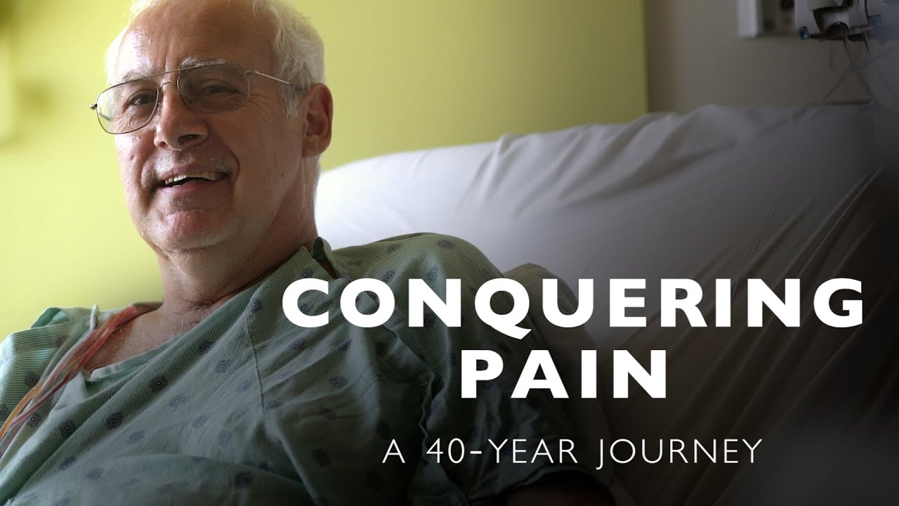 Conquering Pain   A 40-Year Journey - YouTube